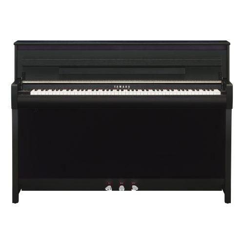 Yamaha Clavinova CLP-685 Digital Piano product front in black