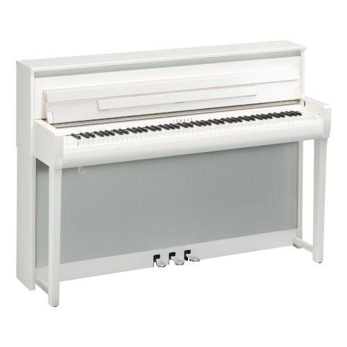 Yamaha Clavinova CLP-685 Digital Piano in white