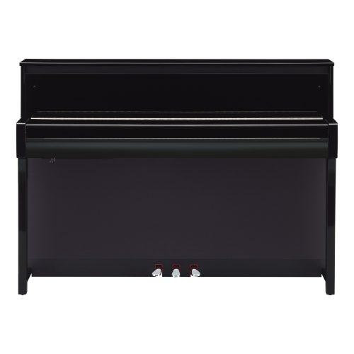 Yamaha Clavinova CLP-685 Digital Piano with lid closed