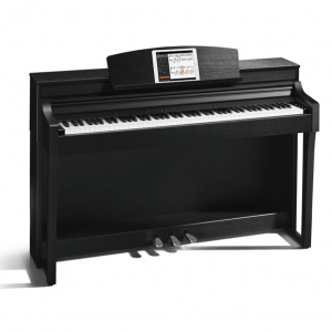 Yamaha Clavinova CSP-150 and CSP-170 digital piano product display