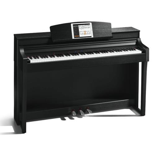 Yamaha Clavinova CSP-150 and CSP-170 digital piano product display