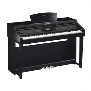 Yamaha Clavinova CVP-805 digital piano product display