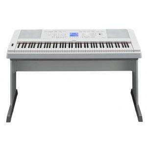 Yamaha DGX-660 digital piano product front