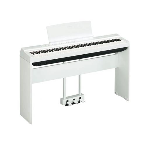 Yamaha P-125 digital piano product display