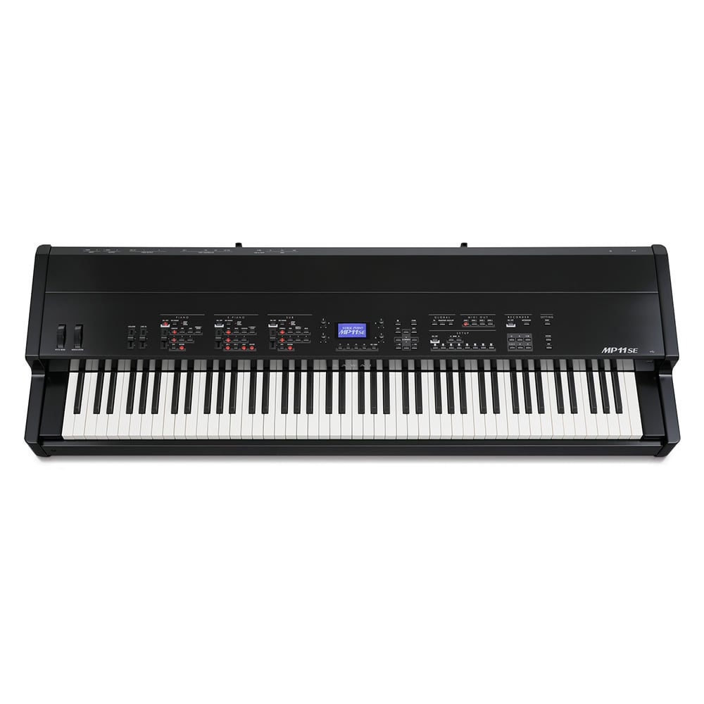 MP11SE Gloss Black Digital Stage Piano product top