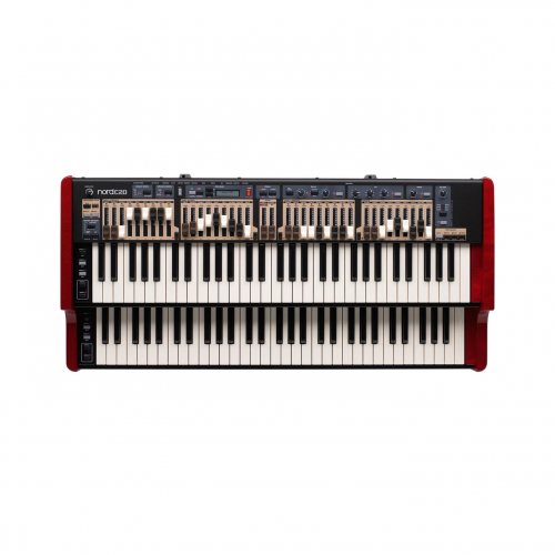 Nord C2D Combo Organ Keyboard product top