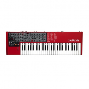 Nord Lead 4 Synthesizer Keyboard product top