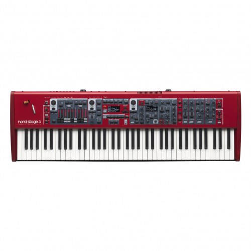 Nord Stage 3 HP76 Digital stage Piano product top