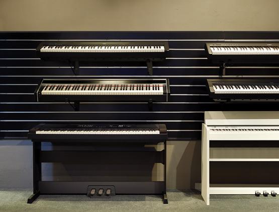 Play By Ear Music School Singapore Digital Piano Store Showroom
