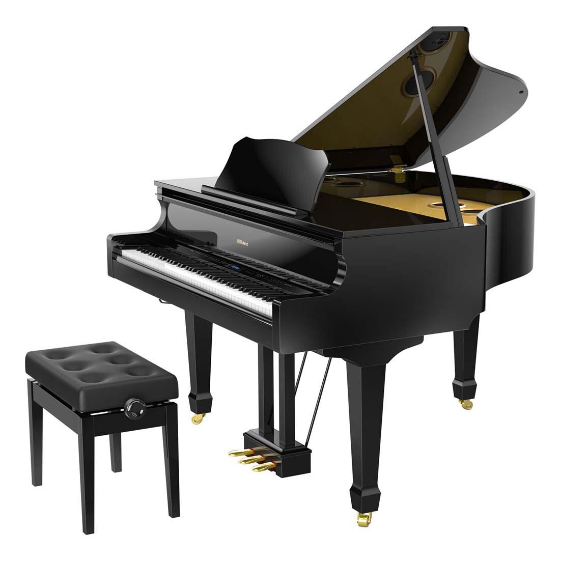 Roland GP609 Digital Grand Piano product display