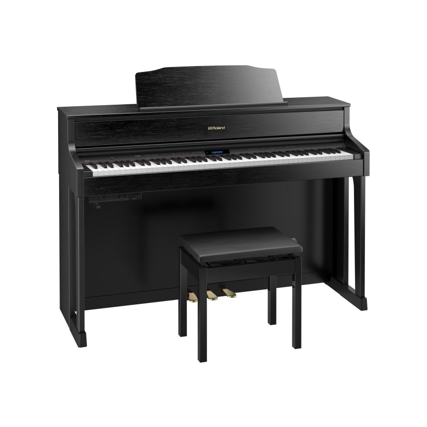 Roland HP605 Digital Piano product dispaly