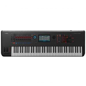 Yamaha MONTAGE 7 Synthesizer Keyboard product top